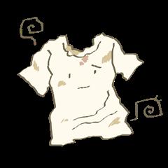 カビTシャツ