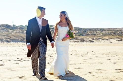 外国人結婚式2