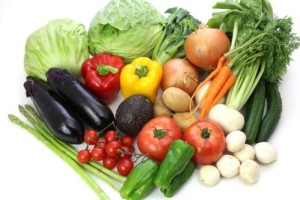 野菜盛り沢山