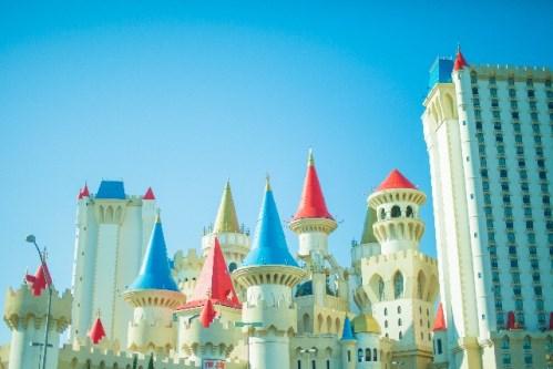 城のような建物