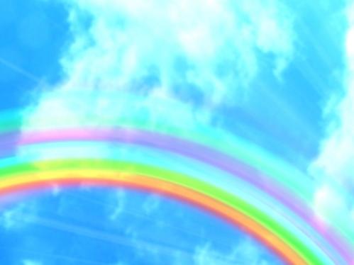虹イメージ